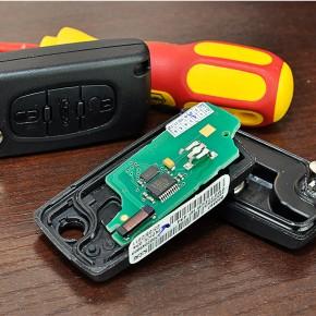 Przełożenie elektroniki oraz grotu